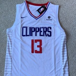 Nike Shirts - NIKE Paul George Los Angeles Clippers Jersey